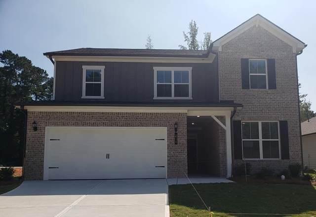 3350 Long Creek Drive (Lot 5), Buford, GA 30519 (MLS #6791301) :: Tonda Booker Real Estate Sales