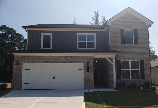 3350 Long Creek Drive (Lot 5), Buford, GA 30519 (MLS #6791301) :: North Atlanta Home Team
