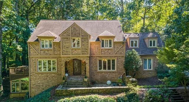 430 Huntcliff Green, Sandy Springs, GA 30350 (MLS #6791309) :: North Atlanta Home Team