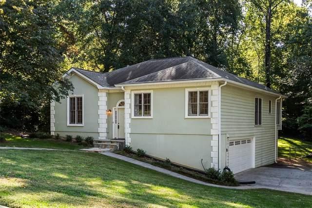 1484 Luke Lane, Lawrenceville, GA 30043 (MLS #6791472) :: Keller Williams
