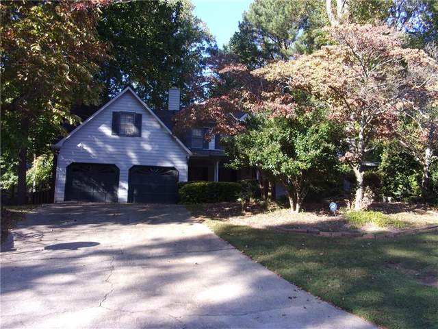 3822 Spring Meadow Drive, Acworth, GA 30101 (MLS #6791529) :: North Atlanta Home Team