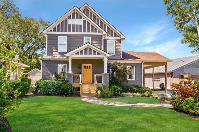 276 Kirkwood Road NE, Atlanta, GA 30317 (MLS #6791530) :: Tonda Booker Real Estate Sales