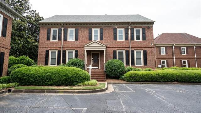 8455 Dunwoody Place #8, Sandy Springs, GA 30350 (MLS #6791570) :: Keller Williams Realty Cityside