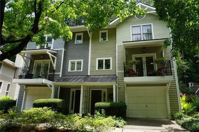 1451 Hillpine Lane NE #1451, Atlanta, GA 30306 (MLS #6791589) :: Team RRP | Keller Knapp, Inc.