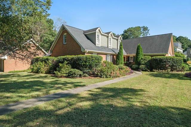 4228 Riverview Drive, Peachtree Corners, GA 30097 (MLS #6791633) :: RE/MAX Prestige