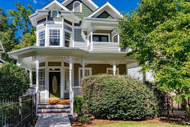 1276 North Avenue NE, Atlanta, GA 30307 (MLS #6791653) :: The Cowan Connection Team