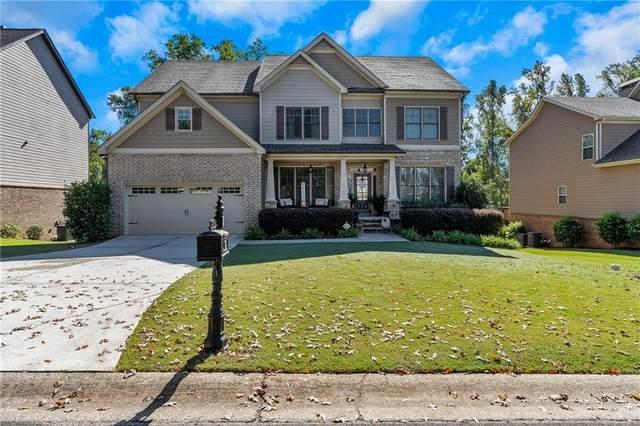 4739 Fairways Lane, Jefferson, GA 30549 (MLS #6791658) :: Tonda Booker Real Estate Sales