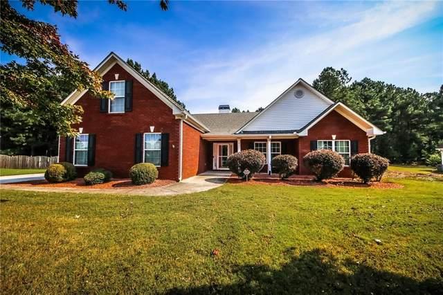914 Golden Meadows Lane, Loganville, GA 30052 (MLS #6791660) :: Tonda Booker Real Estate Sales