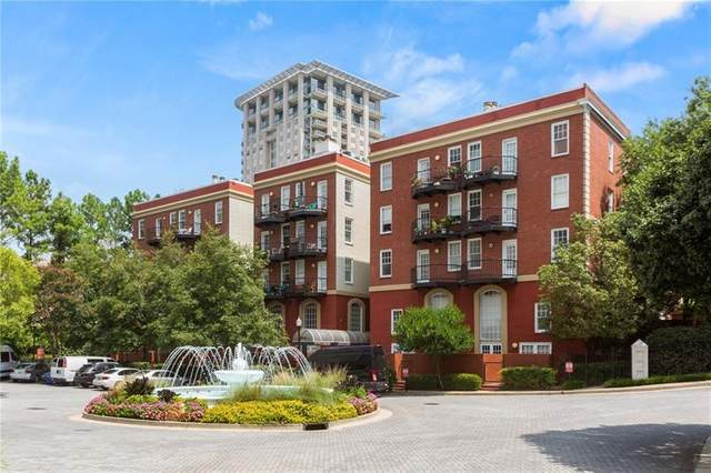 2840 Peachtree Road NW #403, Atlanta, GA 30305 (MLS #6791663) :: Keller Williams