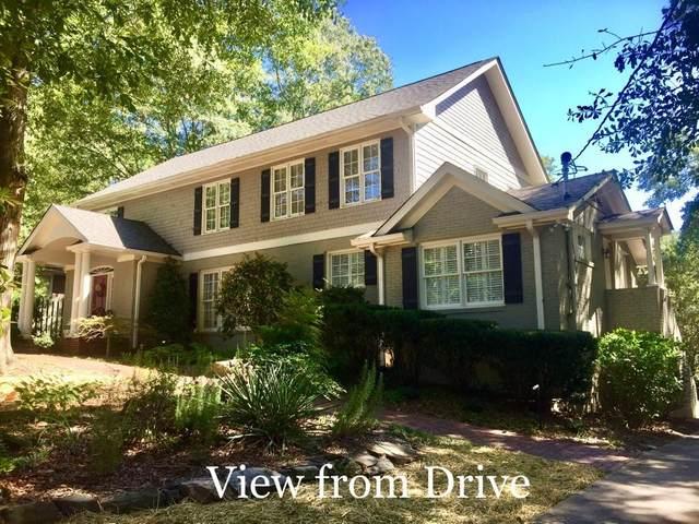 555 Stillwood Drive, Gainesville, GA 30501 (MLS #6791676) :: Tonda Booker Real Estate Sales