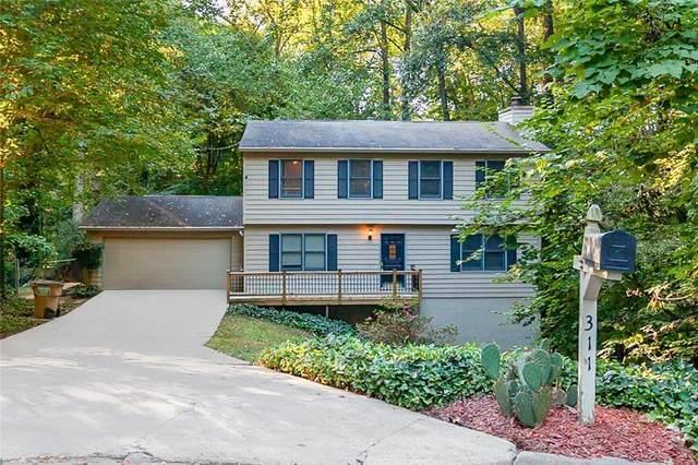 311 Nalley Drive, Stone Mountain, GA 30087 (MLS #6791680) :: North Atlanta Home Team