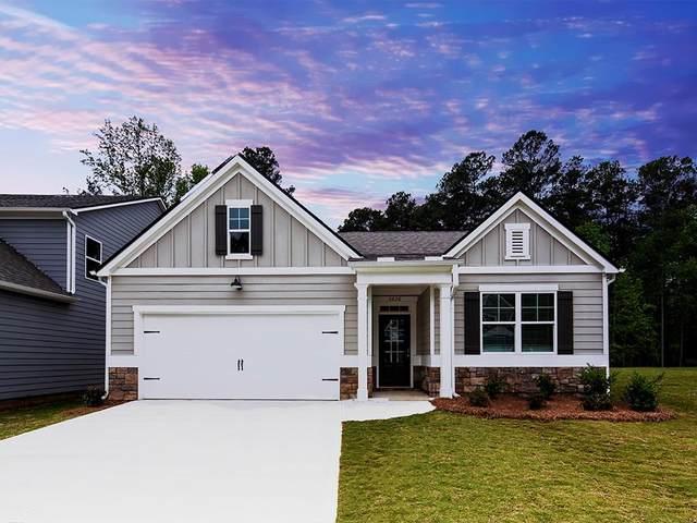 115 Shadow Creek Court, Fairburn, GA 30213 (MLS #6791685) :: Tonda Booker Real Estate Sales