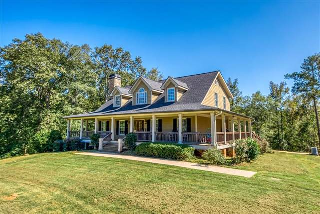 338 Sparta Highway, Eatonton, GA 31024 (MLS #6791688) :: Tonda Booker Real Estate Sales