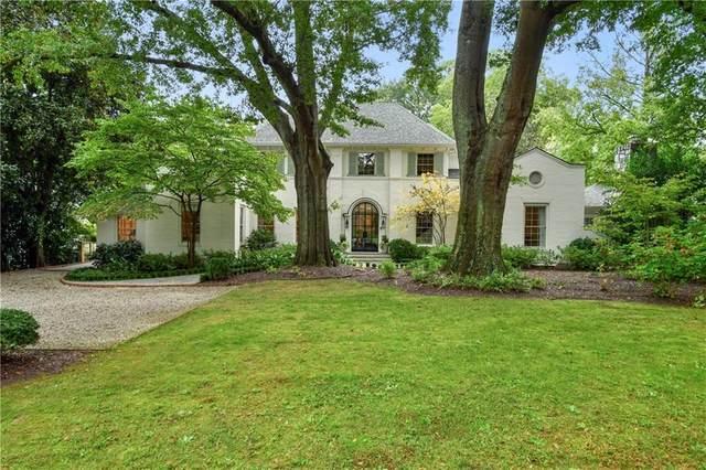 3765 Club Drive NE, Atlanta, GA 30319 (MLS #6791803) :: Tonda Booker Real Estate Sales
