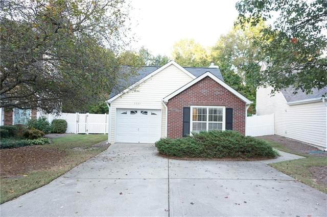 1327 Parkside Club Drive, Lawrenceville, GA 30044 (MLS #6791806) :: North Atlanta Home Team