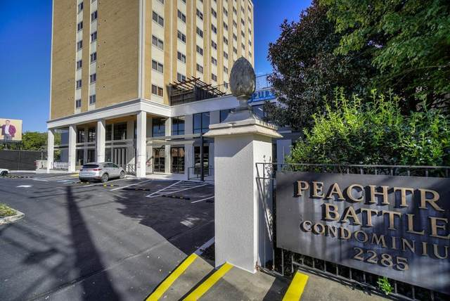 2285 Peachtree Road NE #803, Atlanta, GA 30309 (MLS #6791852) :: Good Living Real Estate