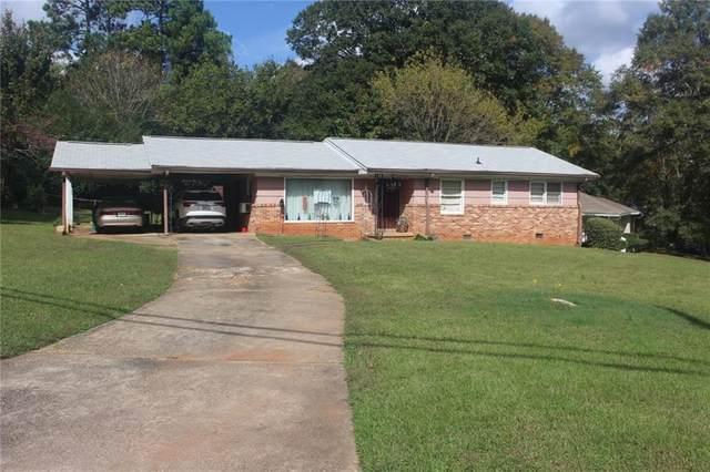 2844 Toney Drive, Decatur, GA 30032 (MLS #6791875) :: North Atlanta Home Team