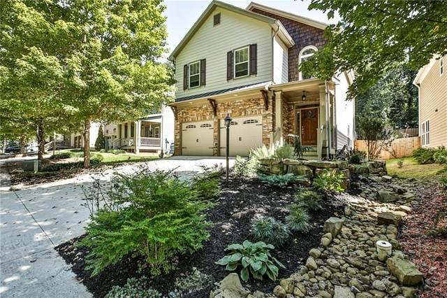 2751 Indian Trail Drive, Tucker, GA 30084 (MLS #6791885) :: North Atlanta Home Team