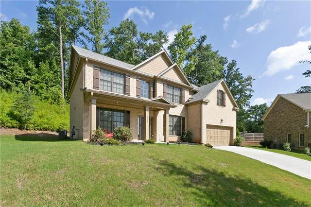 2202 Birchtree Way, Marietta, GA 30062 (MLS #6791919) :: Tonda Booker Real Estate Sales