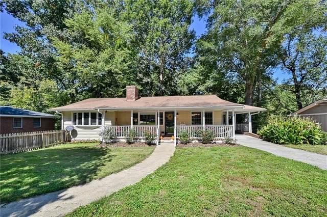 915 Flagler Circle SE, Smyrna, GA 30080 (MLS #6791924) :: The Zac Team @ RE/MAX Metro Atlanta
