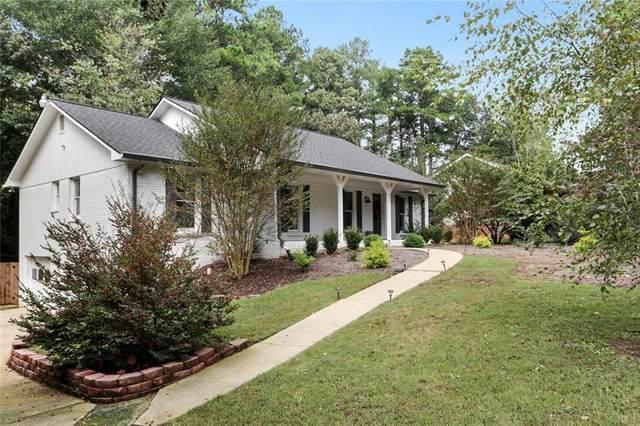 277 Machelle Lane SW, Marietta, GA 30064 (MLS #6791933) :: North Atlanta Home Team