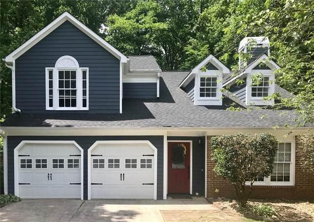 3195 Summer View Drive, Alpharetta, GA 30022 (MLS #6791978) :: North Atlanta Home Team