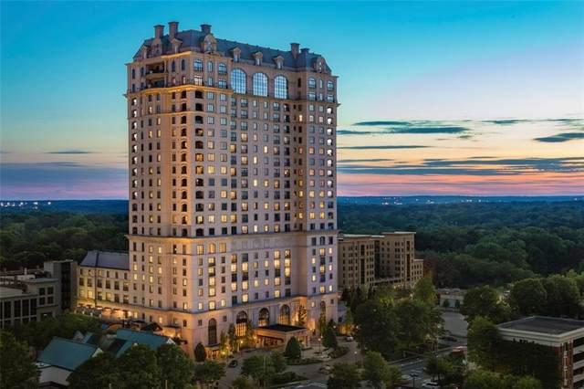 88 West Paces Ferry Road #2320, Atlanta, GA 30305 (MLS #6791979) :: Vicki Dyer Real Estate
