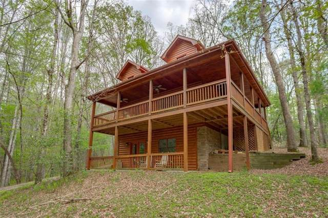 890 Mountain Lake Circle, Blue Ridge, GA 30513 (MLS #6791985) :: Tonda Booker Real Estate Sales
