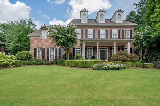390 Ivy Knoll NE, Atlanta, GA 30342 (MLS #6791988) :: North Atlanta Home Team