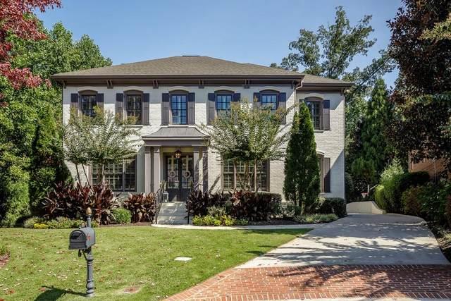930 Glengate Place, Sandy Springs, GA 30328 (MLS #6792019) :: North Atlanta Home Team