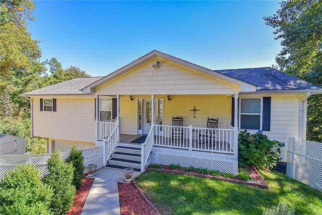 501 Calhoun Road, Dahlonega, GA 30533 (MLS #6792026) :: Tonda Booker Real Estate Sales