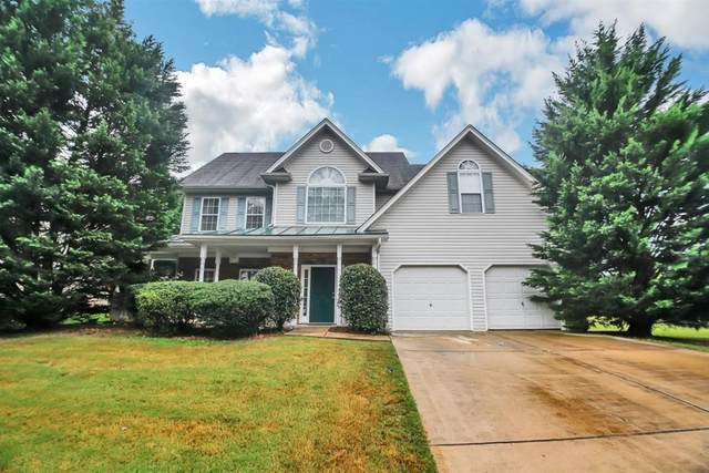 5985 Tate Drive, Austell, GA 30106 (MLS #6792045) :: Keller Williams Realty Cityside