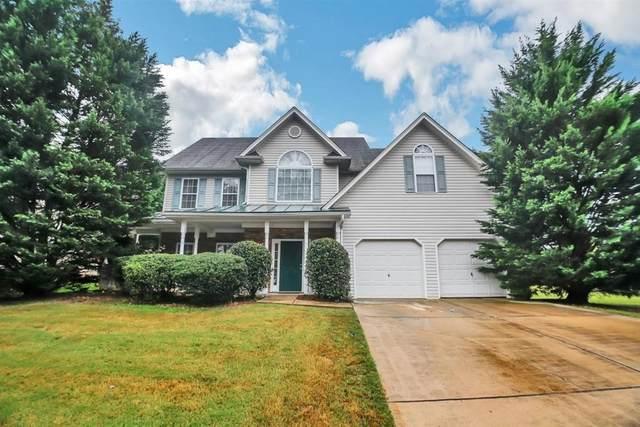 5985 Tate Drive, Austell, GA 30106 (MLS #6792045) :: Tonda Booker Real Estate Sales