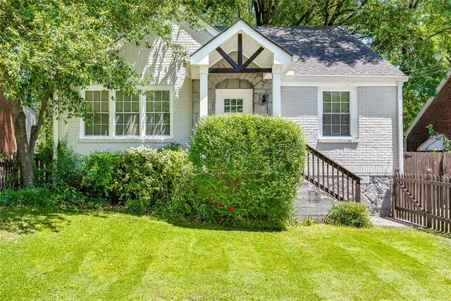 1884 Hooper Street, Decatur, GA 30032 (MLS #6792047) :: Tonda Booker Real Estate Sales