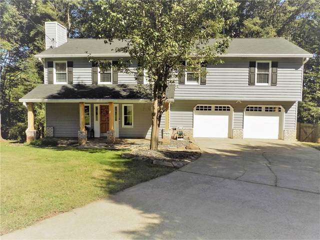 301 Natalie Drive, Lawrenceville, GA 30043 (MLS #6792055) :: The Cowan Connection Team