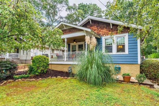 43 Wyman Street NE, Atlanta, GA 30317 (MLS #6792084) :: Tonda Booker Real Estate Sales