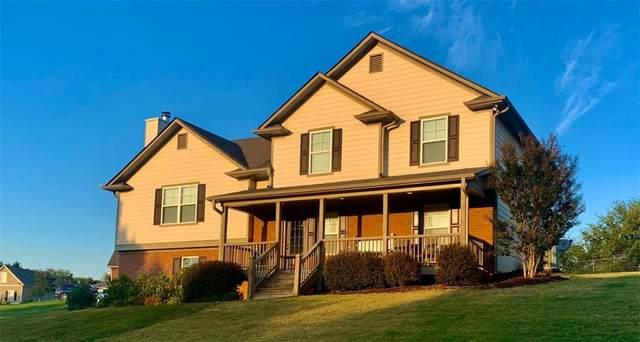 170 Hardwood Ridge Drive, Adairsville, GA 30103 (MLS #6792100) :: North Atlanta Home Team