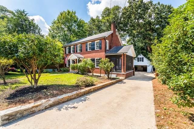 1240 Mcpherson Avenue SE, Atlanta, GA 30316 (MLS #6792102) :: North Atlanta Home Team