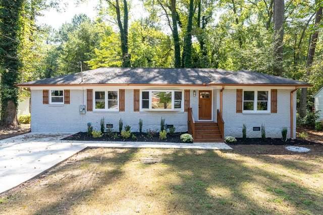 1990 Shirley Street SW, Atlanta, GA 30311 (MLS #6792138) :: Tonda Booker Real Estate Sales
