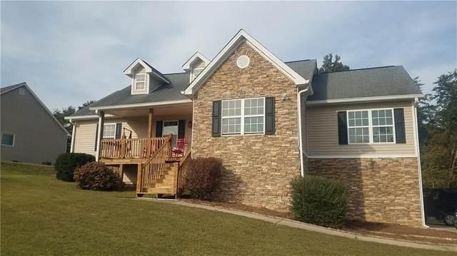 177 Morgan Lane, Rockmart, GA 30153 (MLS #6792159) :: North Atlanta Home Team