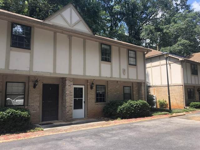 1150 Rankin Street, Stone Mountain, GA 30083 (MLS #6792160) :: RE/MAX Paramount Properties
