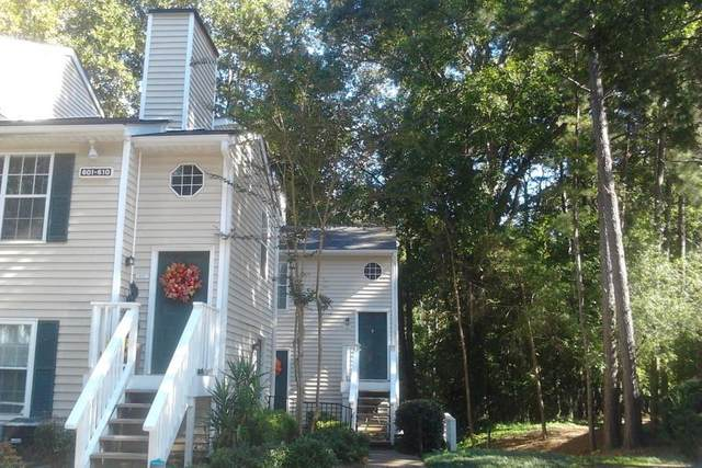 608 Glenleaf Drive #608, Peachtree Corners, GA 30092 (MLS #6792173) :: The North Georgia Group