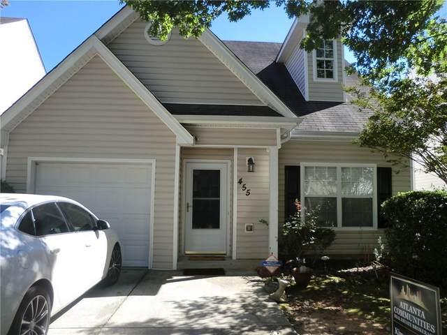 455 Springbottom Court, Lawrenceville, GA 30046 (MLS #6792188) :: Keller Williams