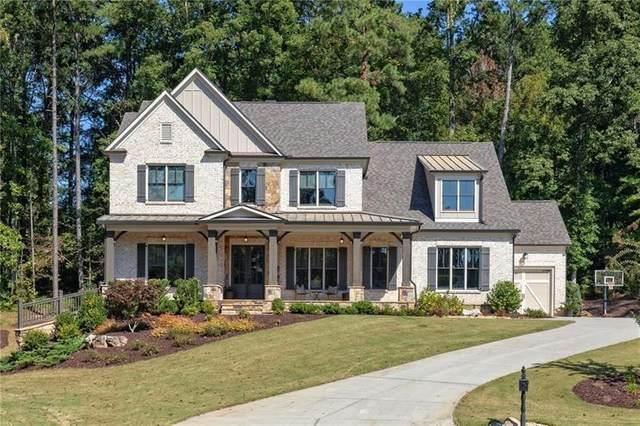 5380 Lake Redwine Cove NW, Acworth, GA 30101 (MLS #6792195) :: North Atlanta Home Team