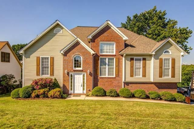 81 Steeple Chase Trail, Dallas, GA 30132 (MLS #6792199) :: Tonda Booker Real Estate Sales