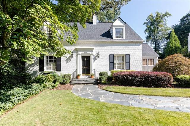 435 Collier Road NW, Atlanta, GA 30309 (MLS #6792214) :: The Zac Team @ RE/MAX Metro Atlanta