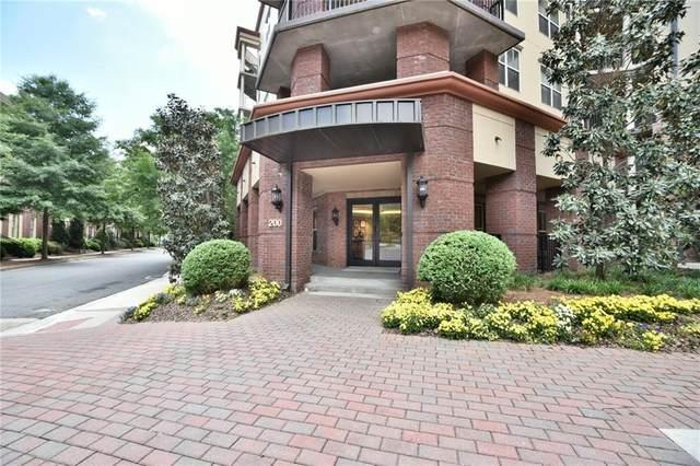 200 River Vista Drive #111, Atlanta, GA 30339 (MLS #6792225) :: Good Living Real Estate