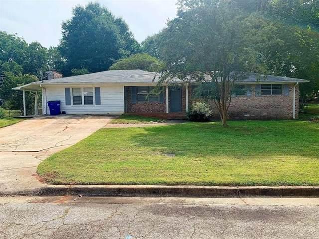 10155 SW Starr Street SW, Covington, GA 30014 (MLS #6792248) :: Tonda Booker Real Estate Sales