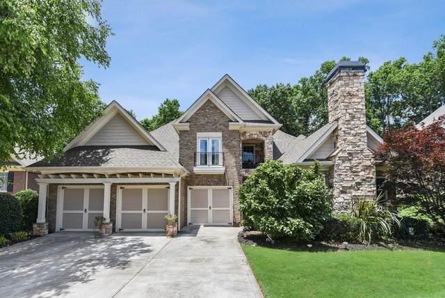 5826 Sarazen Trail, Douglasville, GA 30135 (MLS #6792254) :: Tonda Booker Real Estate Sales