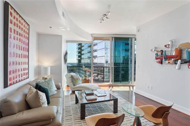 1080 Peachtree Street NE #2106, Atlanta, GA 30309 (MLS #6792271) :: Good Living Real Estate